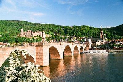 Weisse Flotte Heidelberg