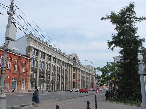 市中心商场旅游景点图片