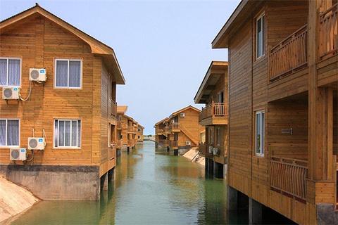 厦门小嶝休闲渔村