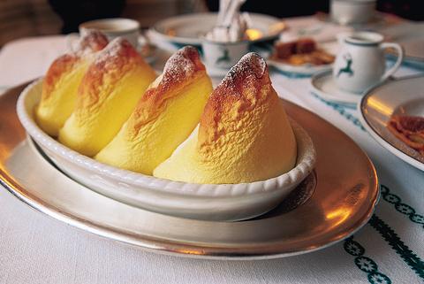 萨尔茨堡松糕/萨尔茨堡舒芙蕾