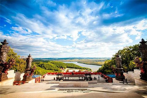 六鼎山文化旅游区的图片
