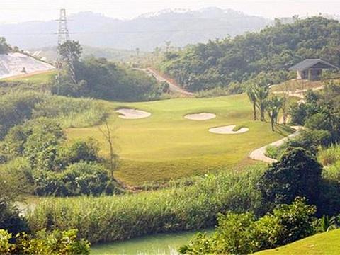 保亭宁远高尔夫球旅游景点图片