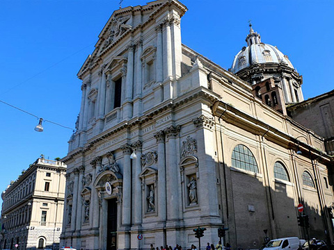 Sant'Andrea della Valle旅游景点图片