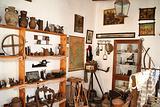 Lefkes民俗博物馆