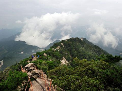 薄刀峰旅游景点图片
