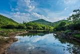 巫山野山谷