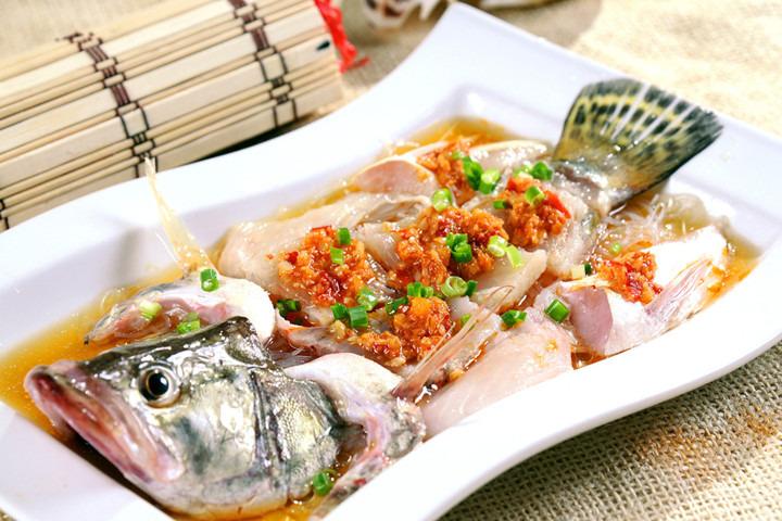 向阳渔港(东钱湖店)的鳜鱼