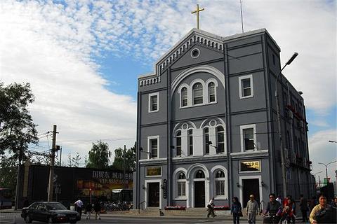 珠市口教堂