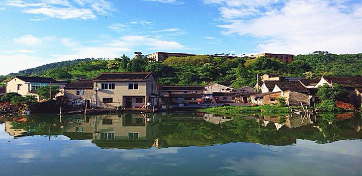山河湖海两日游
