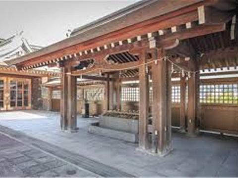 镇西大社诹访神社旅游景点图片