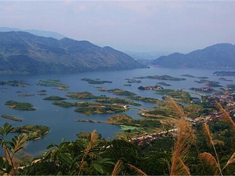 仙岛湖仙湖画廊旅游景点图片