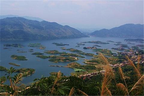 仙岛湖仙湖画廊