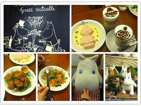 Moomin House Cafe旅游景点图片