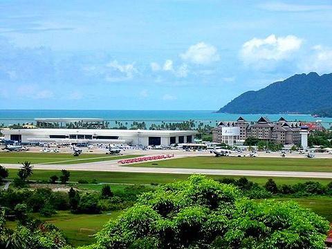 兰卡威国际机场的图片