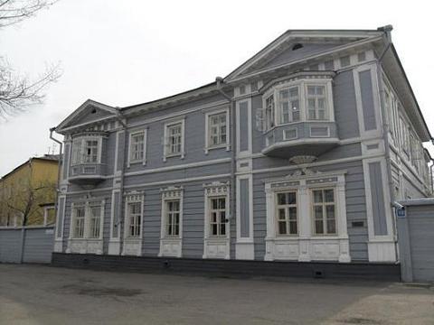 V. Sukschyov Irkutsk Regional Art Museum旅游景点图片