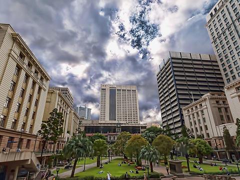 澳新军团广场旅游景点图片