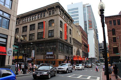 波士顿旅游图片