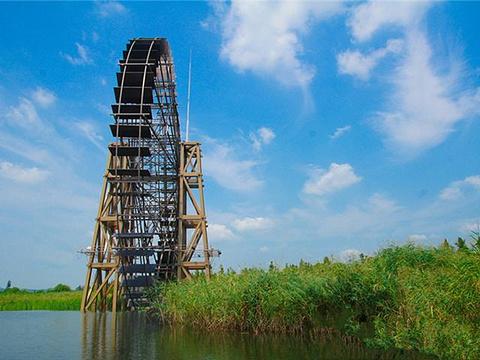 苏州太湖湖滨国家湿地公园旅游景点图片