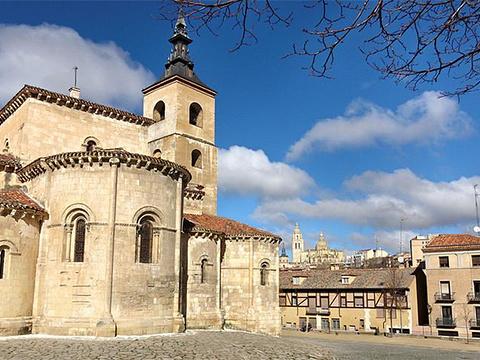 圣克雷蒙德大教堂旅游景点图片