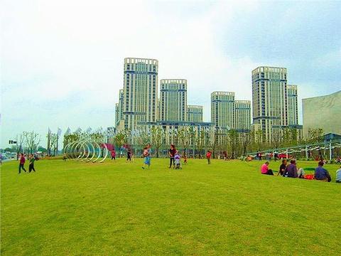 南京国际青年文化公园旅游景点图片