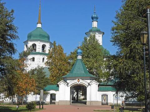 莫斯科旅游景点图片