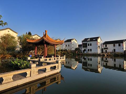 杨柳村古建筑群旅游景点图片