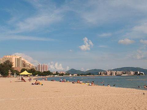 香港黄金海岸旅游景点图片