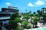 芭提雅海滩购物中心