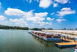 龙水湖松鹤岛运动公园