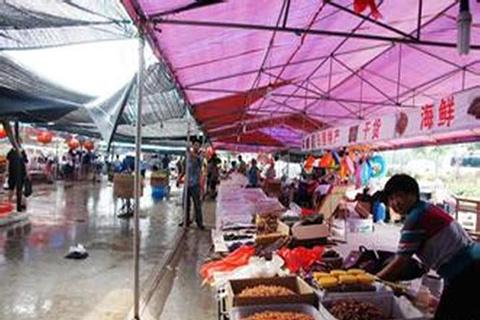 大泉沟海鲜市场