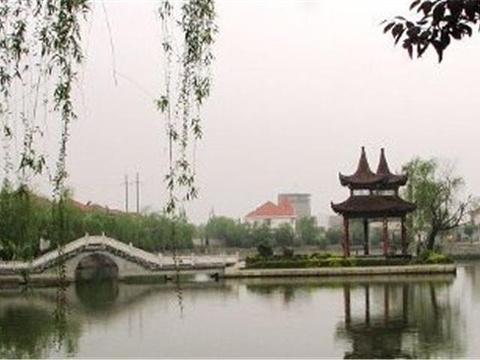 淮北南湖风景区旅游景点图片