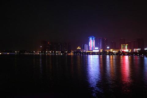 汉中市滨江大道