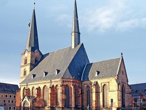圣凯瑟琳教堂旅游景点图片