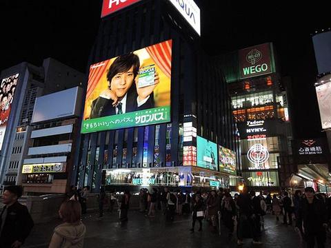 日本桥电器街旅游景点图片