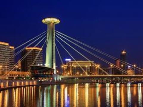 赤峰桥旅游景点图片