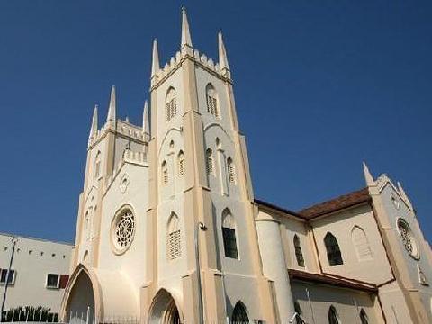 马六甲圣方济堂旅游景点图片
