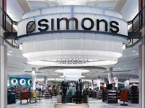 西蒙斯百货旅游景点图片