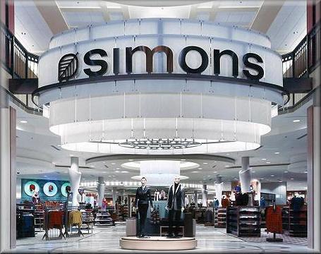 西蒙斯百货