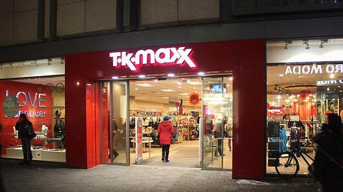 TK Maxx折扣店