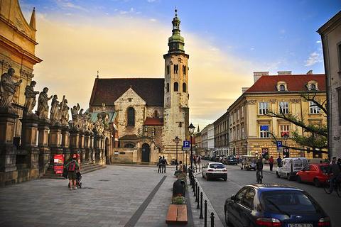 克拉科夫圣安德鲁教堂