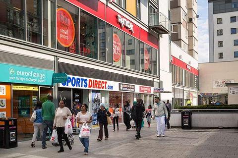 Paddington Central Shopping Centre