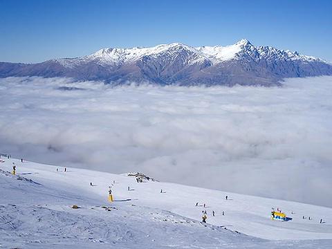 皇冠峰旅游景点图片