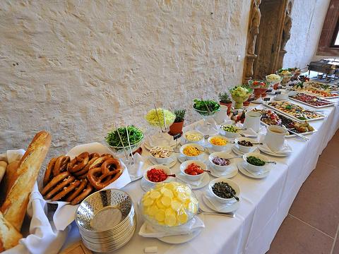 海德堡城堡酒桶餐厅旅游景点图片