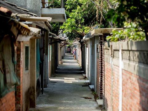 清水眷村旅游景点图片