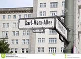 卡尔马克思大街