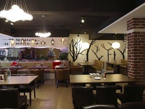 戈马现代艺术馆餐厅旅游景点图片