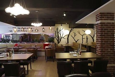 戈马现代艺术馆餐厅