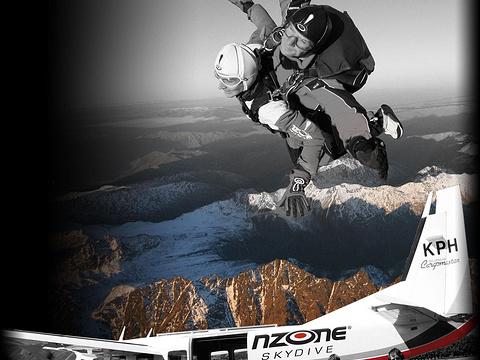 Nzone高空跳伞旅游景点图片
