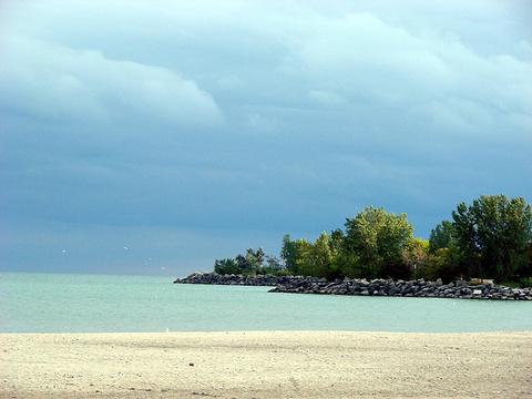 伍德邦海滩旅游景点图片