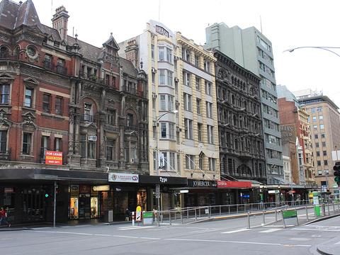斯旺斯顿街旅游景点图片